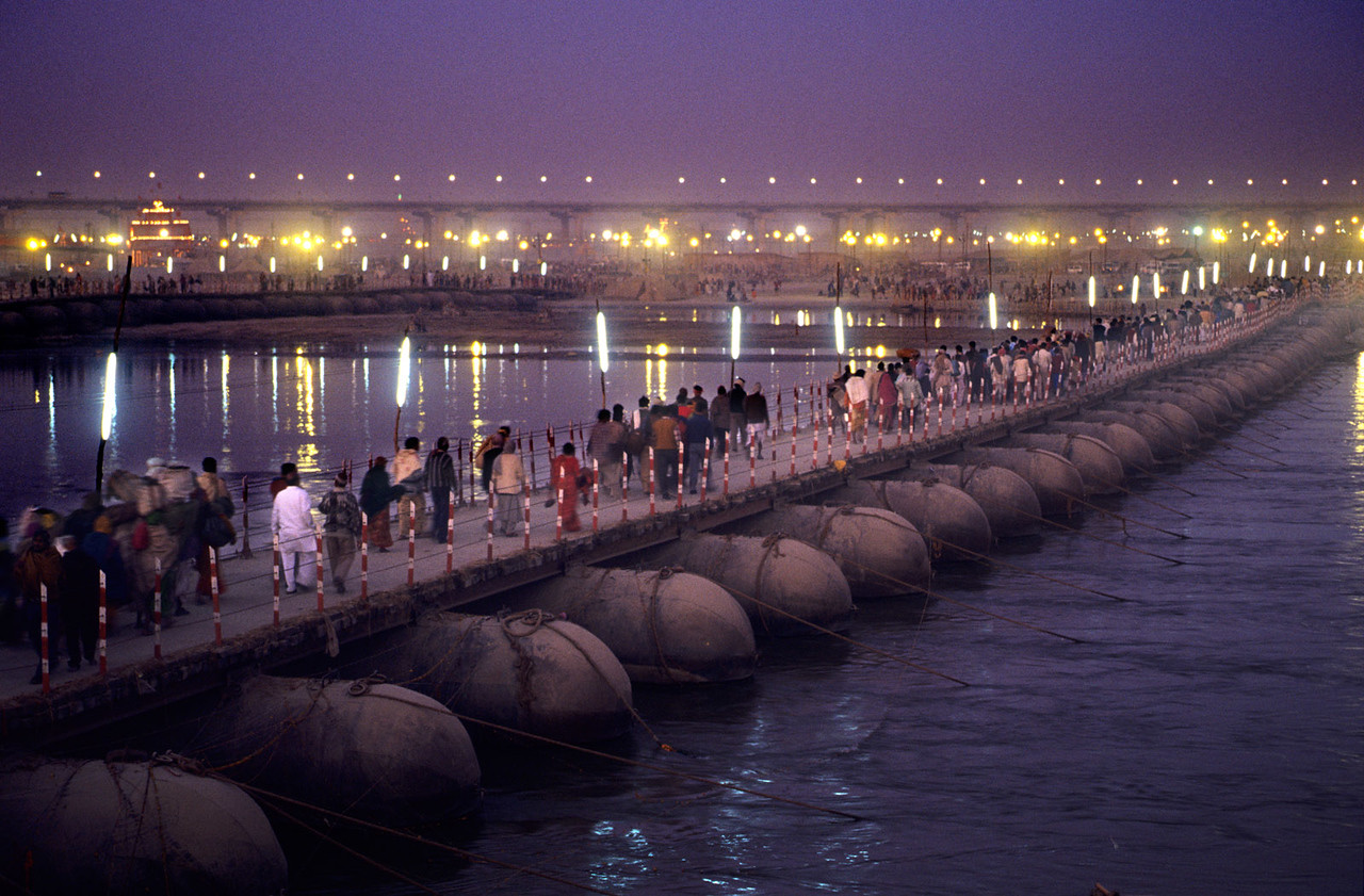 Khumb Mela, Allahabad. India.