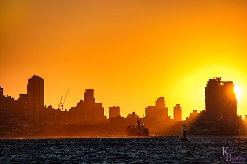 DSC_6311 Sunrise on NY Bay