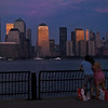 Out to Jersey City again in my quest to get that perfect 'couples' shot at sunset. Still not quite good enough, but I'm getting closer. Maybe on my next trip over I'll hit that bulls eye.