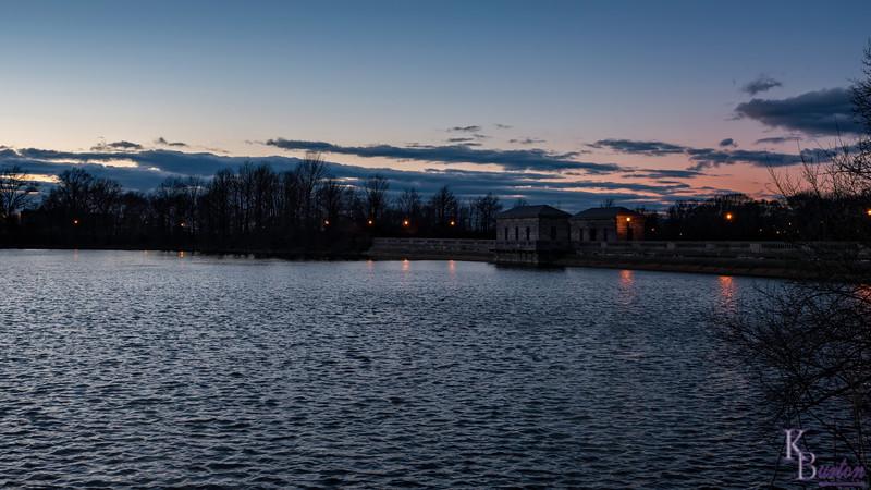 DSC_1859 Silver Lakes at sundown
