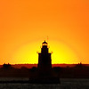 Robbins reef lighthouse