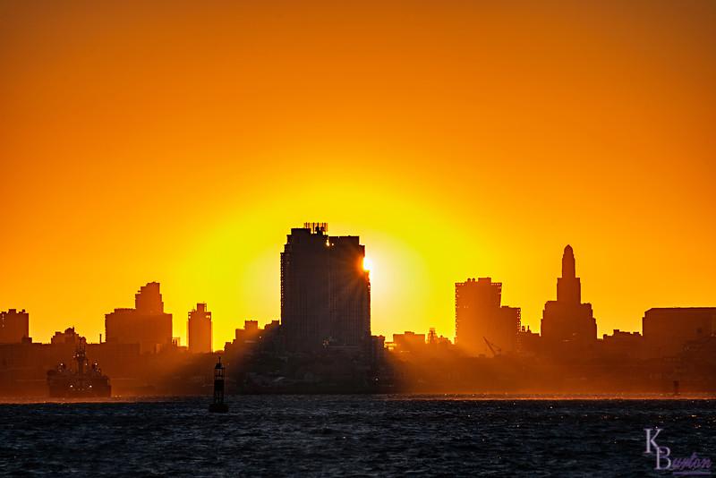 DSC_6304 Sunrise on NY Bay