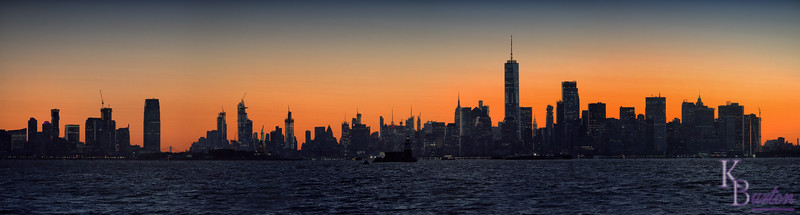 DSC_5827 New York skyline at dawn