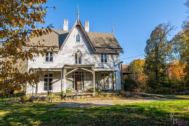 Longfield house