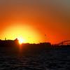 DSC_5442 sunset over Staten Island