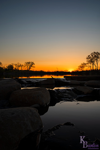 DSC_6283 sunrise at Wolfe's Pond