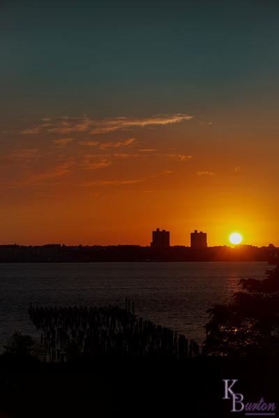 DSC_8708 sunrise over Bay Ridge