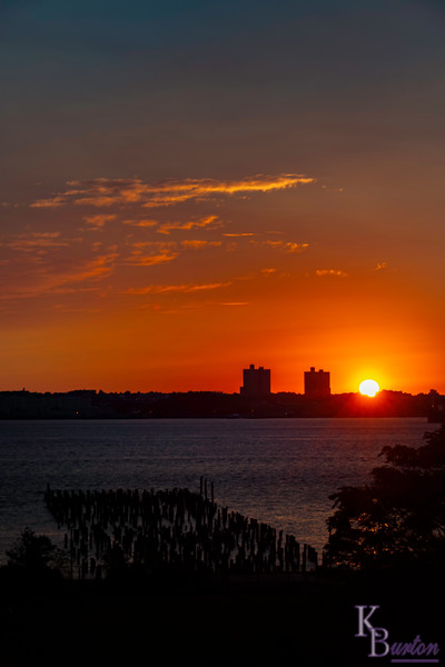 DSC_8687 sunrise over Bay Ridge