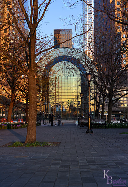 DSC_5018 Battery Park City  at sundown_DxO
