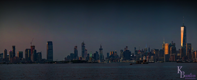 DSC_5206 Sundown on the city