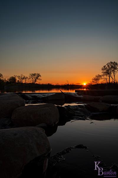 DSC_6309 sunrise at Wolfe's pond