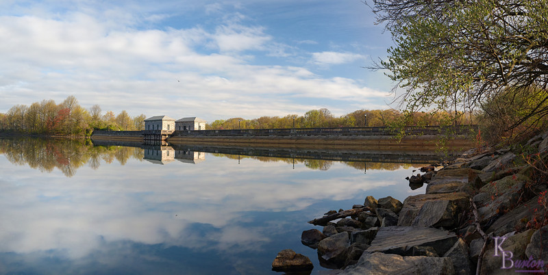 DSC_5204 early morning pano at Silver Lakes