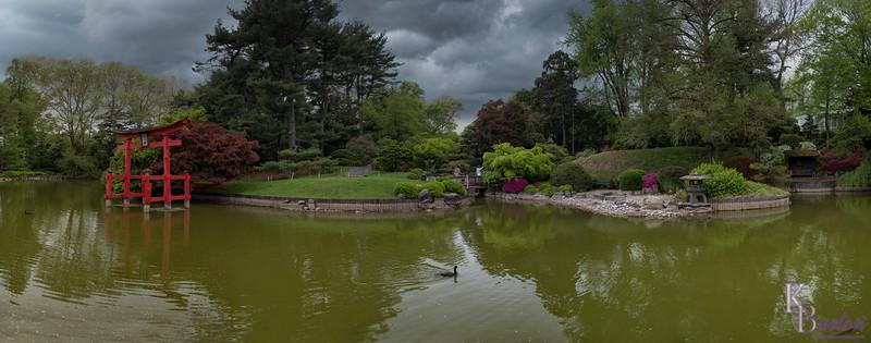 Springtime at the Botanical Gardens