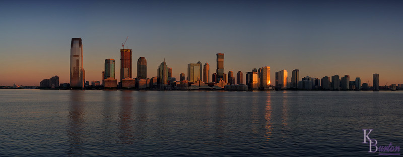 DSC_6469 Jersey City at dawn