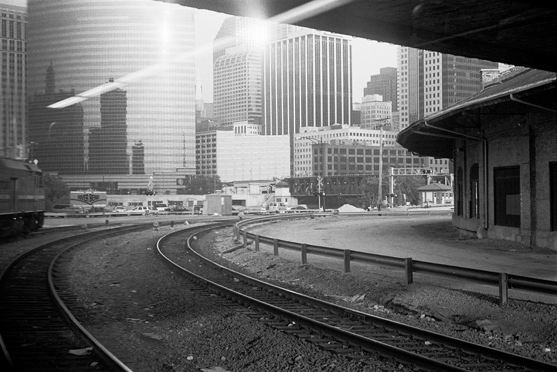 Union Station curve