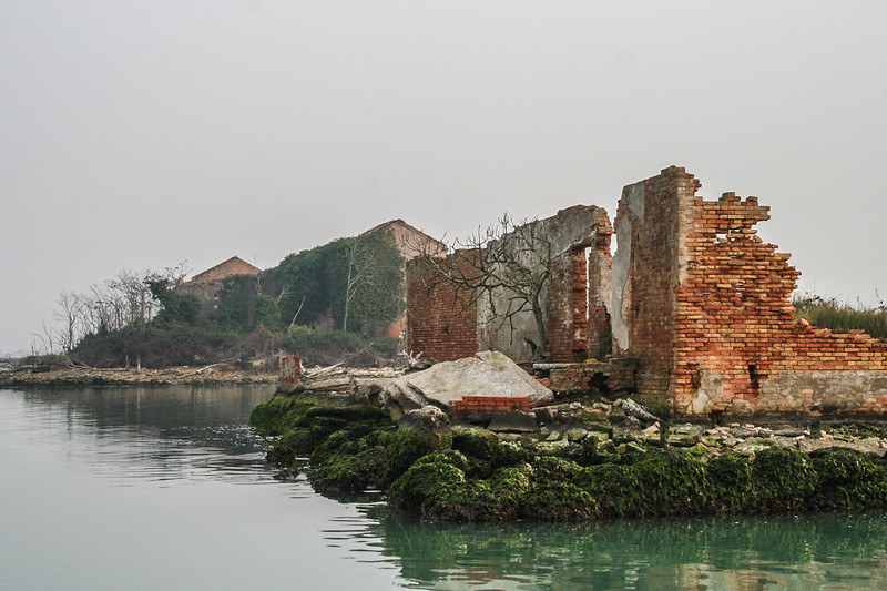 Approaching Torcello