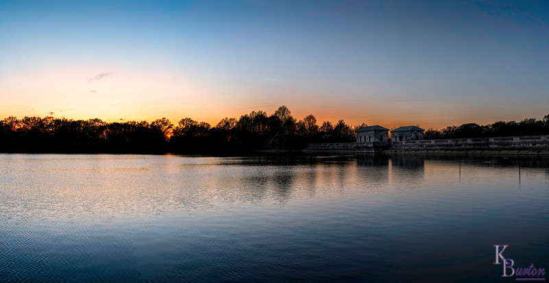 DSC_2631 dusk at Silver Lake (2)
