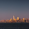 Twenty-nine years ago I came to this same location and used this same 135mm Nikon lens to capture this Manhattan skyline at dusk, as part of a multi exposure scene on Fuji slide film. This time my lens was attached to a digital camera and I captured the scene as a panoramic shot.  It was quite a trip back in time for me as I captured this scene.