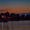 DSC_6945 Silver lake at dusk