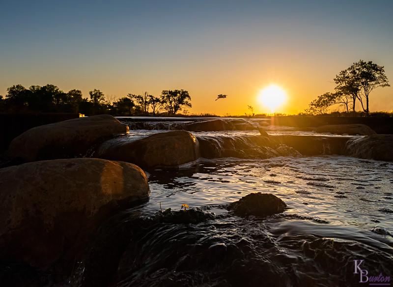 DSC_7501 sunrise at Wolfe's pond