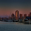 DSC_6627 Jersey City marina at dusk