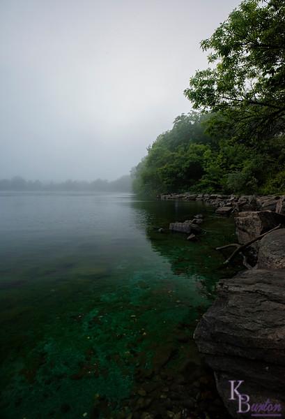 DSC_6953 Silver lakes in the fog