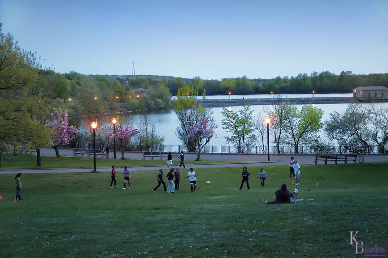 DSC_4825 spring scene at Silver Lake