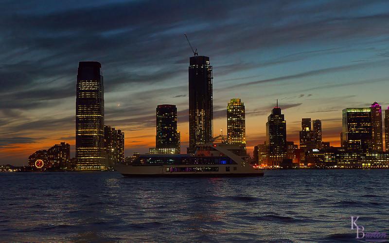 DSC_8190 sunset over Jersey City-TF
