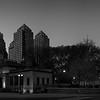 Union Square at dawn