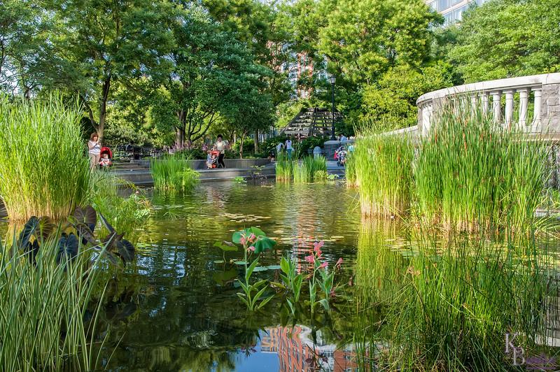 DSC_9819 Summertime at Battery Park City