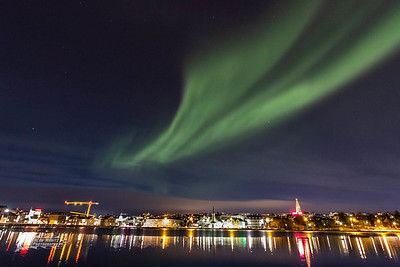 Aurora Borealis - Iceland 2