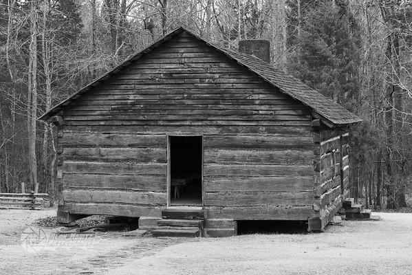 Shiloh Log Church