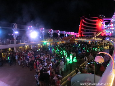 Pirate Night - Disney Dream