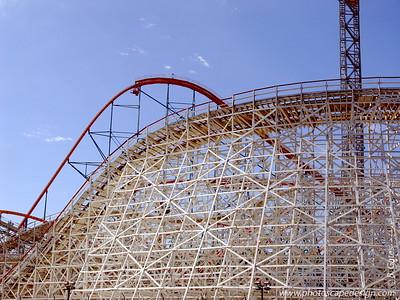 Six Flags Magic Mountain - Santa Clarita, California