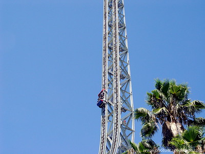 Six Flags Magic Mountain - Santa Clarita, California