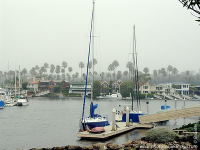 Harbor area - Ventura, California