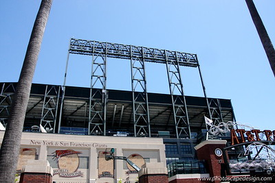 AT&T Park - Home of the San Francisco Giants