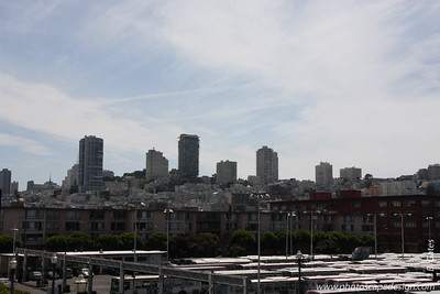 View from Pier 39