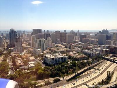 Arriving in San Diego