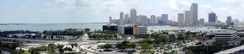 Skyline - Miami, Florida (2004)
