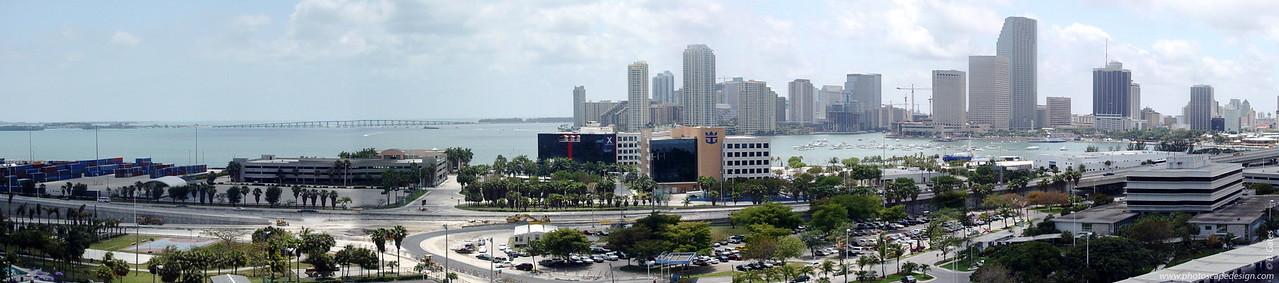 Skyline - Miami, Florida (2004)