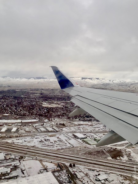 Leaving Boise - Aspen Bound