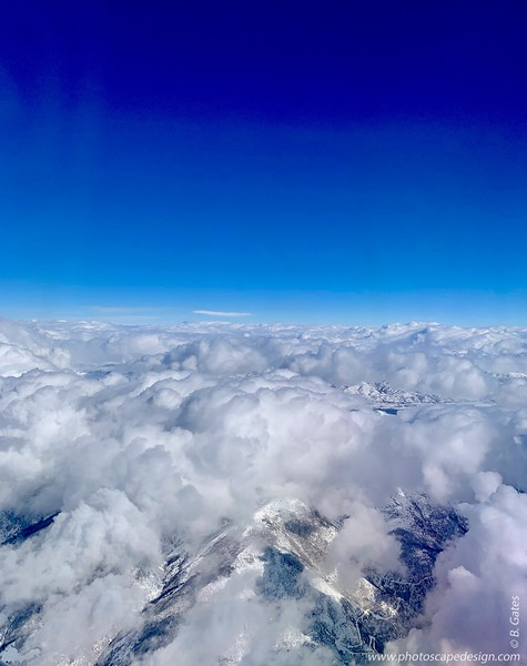 Somewhere over Colorado