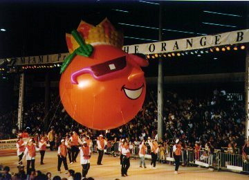 Orange Bowl Parade - Miami, Florida (1999-2000)