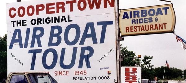 Coopertown, Florida (2001)