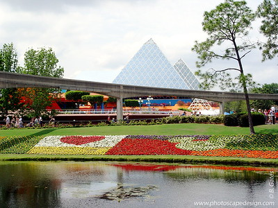 Disney  World - Epcot (April 9, 2006)
