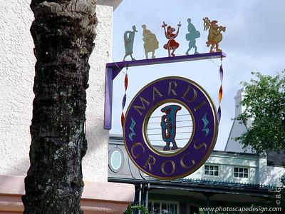 Disney World - Port Orleans French Quarter Resort (April 7-12, 2006)