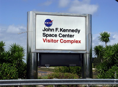 Kennedy Space Center - Titusville (April 12, 2006)