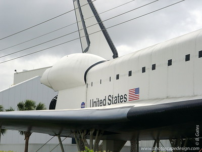 United States Astronaut Hall of Fame  - Titusville (April 12, 2006)