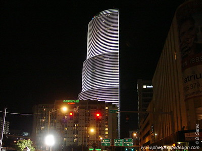 Bank of America Tower - Downtown Miami (April 2006)